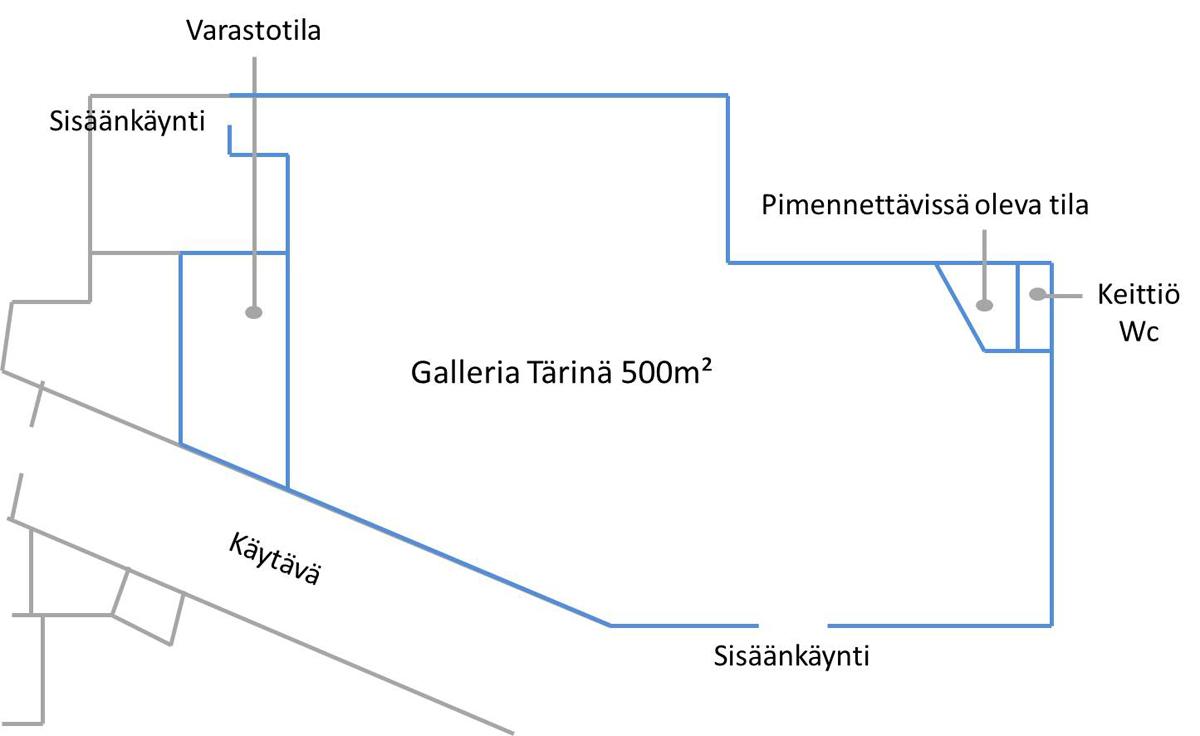 galleriatarina-pohjapiirros